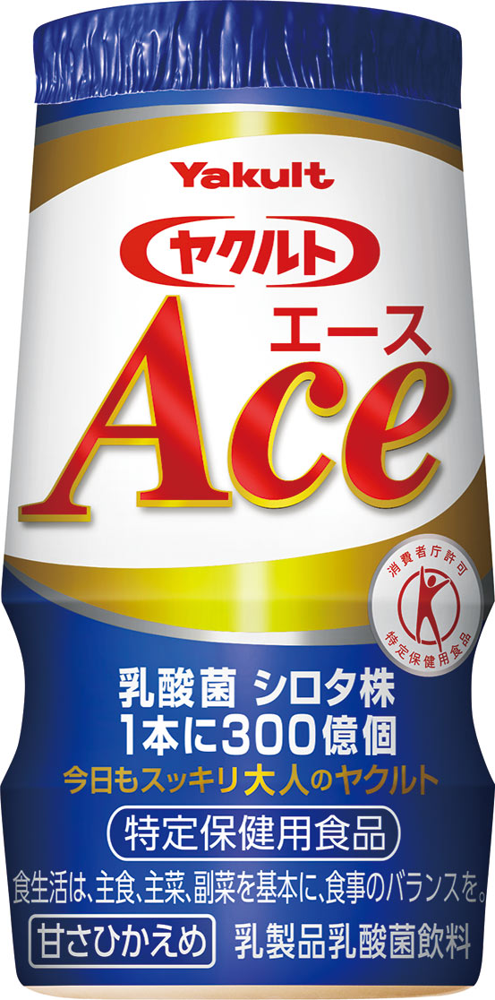 yakult ace research