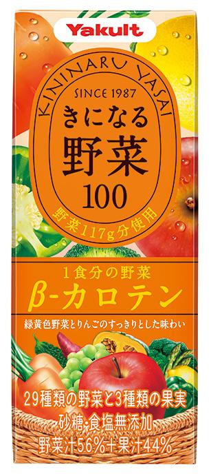 「きになる野菜」「きになる野菜100」シリーズをリニューアル   ヤクルト本社